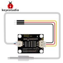 Keyestudio TDS сенсор измеритель V1.0 плата модуль счетчик воды фильтр измерение качества воды для arduino unor3