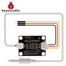 Keyestudio tds sensor medidor v1.0 placa módulo medidor de água filtro medição qualidade da água para arduino unor3