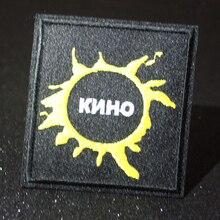 Пулаки хиппи нашивки в стиле рок-н-ролл музыкальная группа патч embroidiron на нашивках для одежды полосы патч слоган значок наклейка аппликация