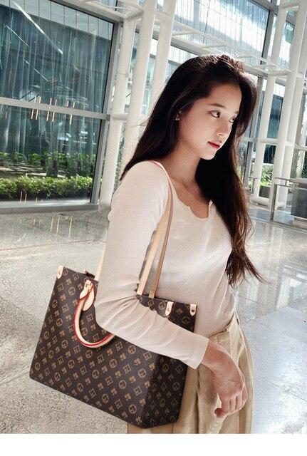 Luxury Fashion One Shoulder Tote  5