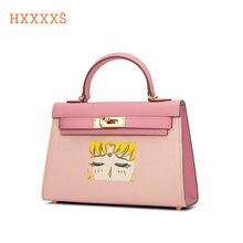 Hxxxxs дизайнерская сумка сумки шопперы для женщин Роскошные