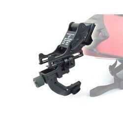 NVG Nachtsicht Im Freien Sicherheit Taktische Helm J-Arm PVS-14 Montieren Für SCHNELLE M88 MICH Helm