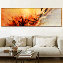цены на Yuke Art Home Decoration Modern Abstract Art Oil Painting Posters and Prints Wall Art Canvas Painting Pictures for Living Room  в интернет-магазинах