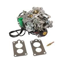 Carburador do motor do carburador 22r do carro de 2 cilindros se encaixa com a tomada redonda para caminhões de captação de toyota 1981-1987 brinquedo-505 335290 236cc c4036