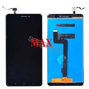 Image 4 - Voor Xiaomi Mi Max 3 Lcd Touch Screen Digitizer Vergadering Voor Xiaomi Mi Max 2 Lcd Max3 Screen Vervanging zwart Wit