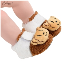 ARLONEET Winter Newborn Baby Girls Boys Winter First Walkers Soft Soled Infant Toddler Kids Casual Shoes first walkers baby cheap Cotton Fabric Shallow All seasons Hook Loop Solid Unisex Rubber Fits true to size take your normal size new born shoes
