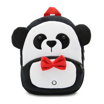 3D Cartoon Plush Children Backpacks kindergarten Schoolbag Koala Animal Kids Backpack Children School Bags Girls Boys Backpacks - 10