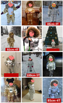 Orangemom brand 2019 winter Baby clothes Children\'s Clothing duck down Coats for Girls jacket kids boys jumpsuits cool snowsuits