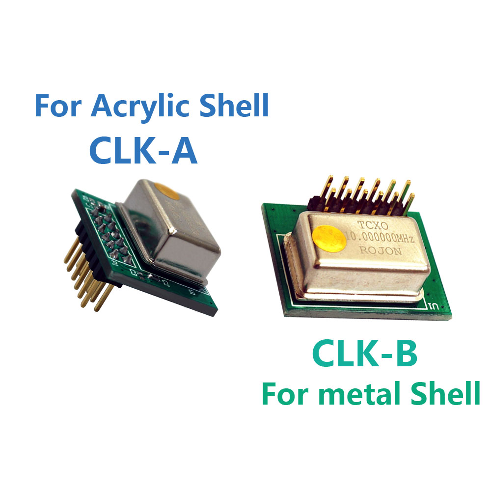 TCXO Clock CLK PPM 0.1 TCXO Clock Oscillator Module For HackRF One SDR