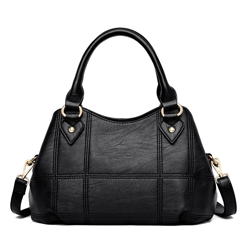 2020 New Arrvial Designer Shoulder Bags Famous Brand Women Bags With 3 Pockets Crossbody Bags For Women Leather Handbags Luxury