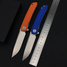 HOT SELL CH3002 D2 Blade G10 Handle Folding Knifes Hunting camping Ball bearing for survival Tactical outdoor knives go cs tools