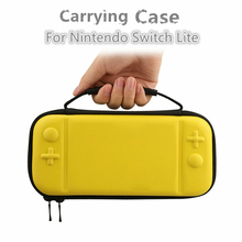 Защитный чехол для игровой консоли EVA, чехол для переноски с игровым картриджем для Nintendo Switch Lite