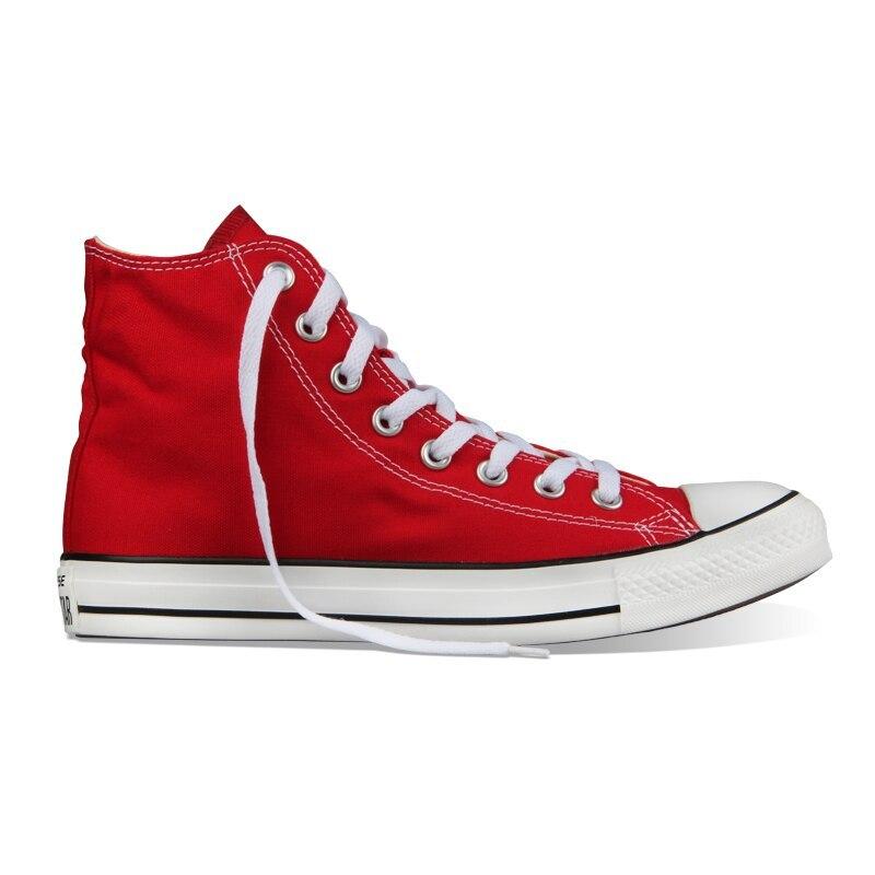 Converser всех звёзд Для мужчин для катания на скейтборде; Классические туфли-«унисекс»; Парусиновая обувь с высоким берцем; В Для женщин Для муж...