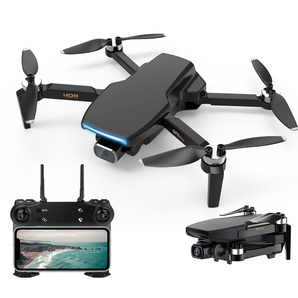Vimillo S3 4K Profenssional Drone With Camera GPS 5G WiFi Dron Brushless 25mins Distance 1km Professional Rc Quadcopter PK EX5 6