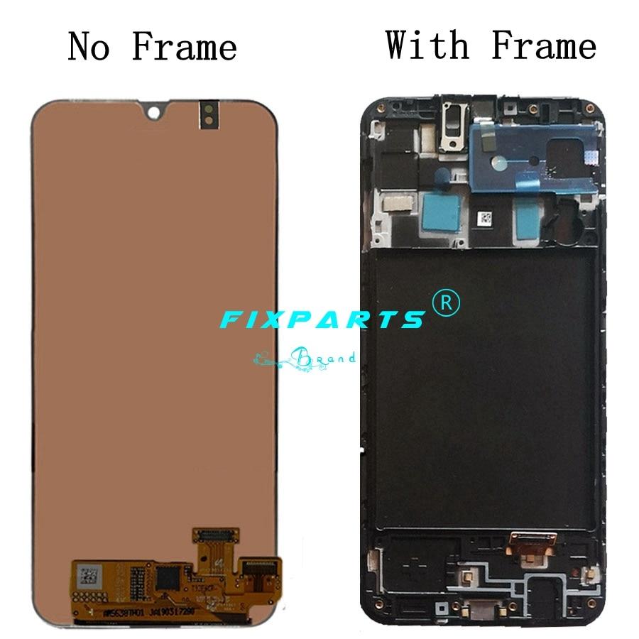 SAMSUNG GALAXY A20 LCD