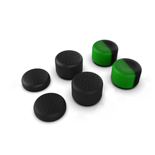 3 Pairs Antislip Silicone Thumb Grip for Xbox Series X S Game Controller 6 in 1 Rocker Cap Gamepad Handle Button Protection Cap