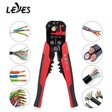 Decrustation Plies Electrician Cable Cutter Crimper Crimping 0.2-6 Multitool Hand Repair Tools Automatic Stripping Wire Stripper