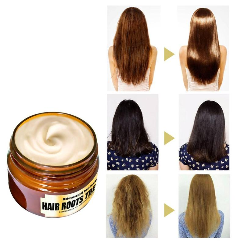 5 Seconds Miracle Hair Treatment Magical Keratin Hair Treatment Mask 50ml Repairs Damage Hair Roots Treatment Hair Repair