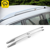 CARMANGO for Nissan Patrol Y62 Auto Car styling Roof Racks Luggage Pad Assembly Exterior Auto Replacement Parts