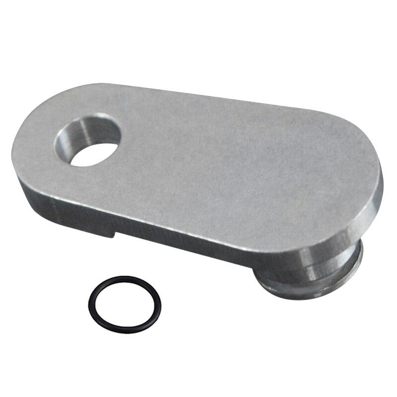 Silverado EGR Block Off Plate Intake Tube Plug Gm LSX Lq4 Lq9 4.8 5.3 6.0