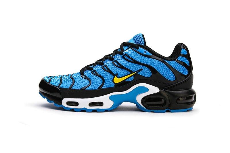 Original New Nike Air Max Plus TN Mens Running Shoes International Flag Nike Air Max Plus TN Men Sneakers Running Shoes