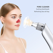 Blackhead Remover Vacuum Pore Cleaner Electric Nose Face Deep Cleansing Skin Care Machine Facial Cleaner Tools