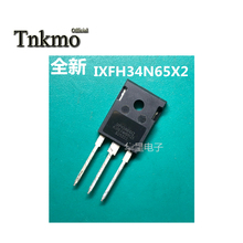 10 Uds IXFH34N65X2 o IXTH34N65X2 IXFH34N65 TO 247AD a 247 34A 650V SI TRANSISTOR de potencia MOSFET MOS tubo entrega gratuita