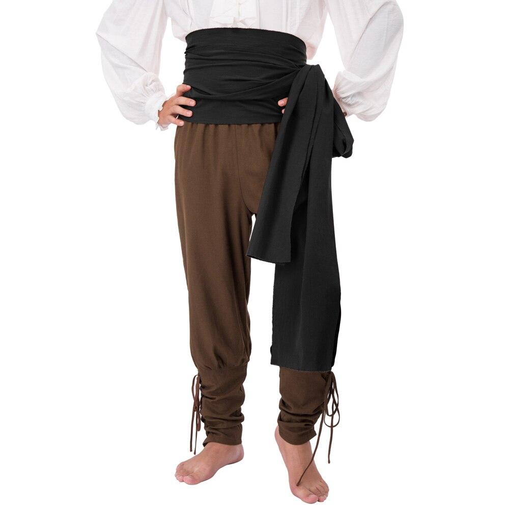 Pirate Pirate Medieval Renaissance Halloween Costume Large Sash 8 Colors