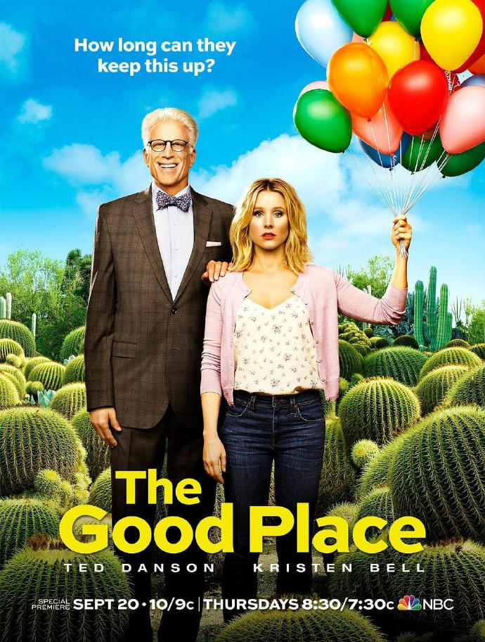 善地第二季 The Good Place Season 2