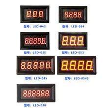 O medidor de porta serial rs485 conduziu a exibição do tubo de digitas 485 ttl indica o módulo de comunicação do plc modbus rtu ascii dc 5v 36v 12v 24v