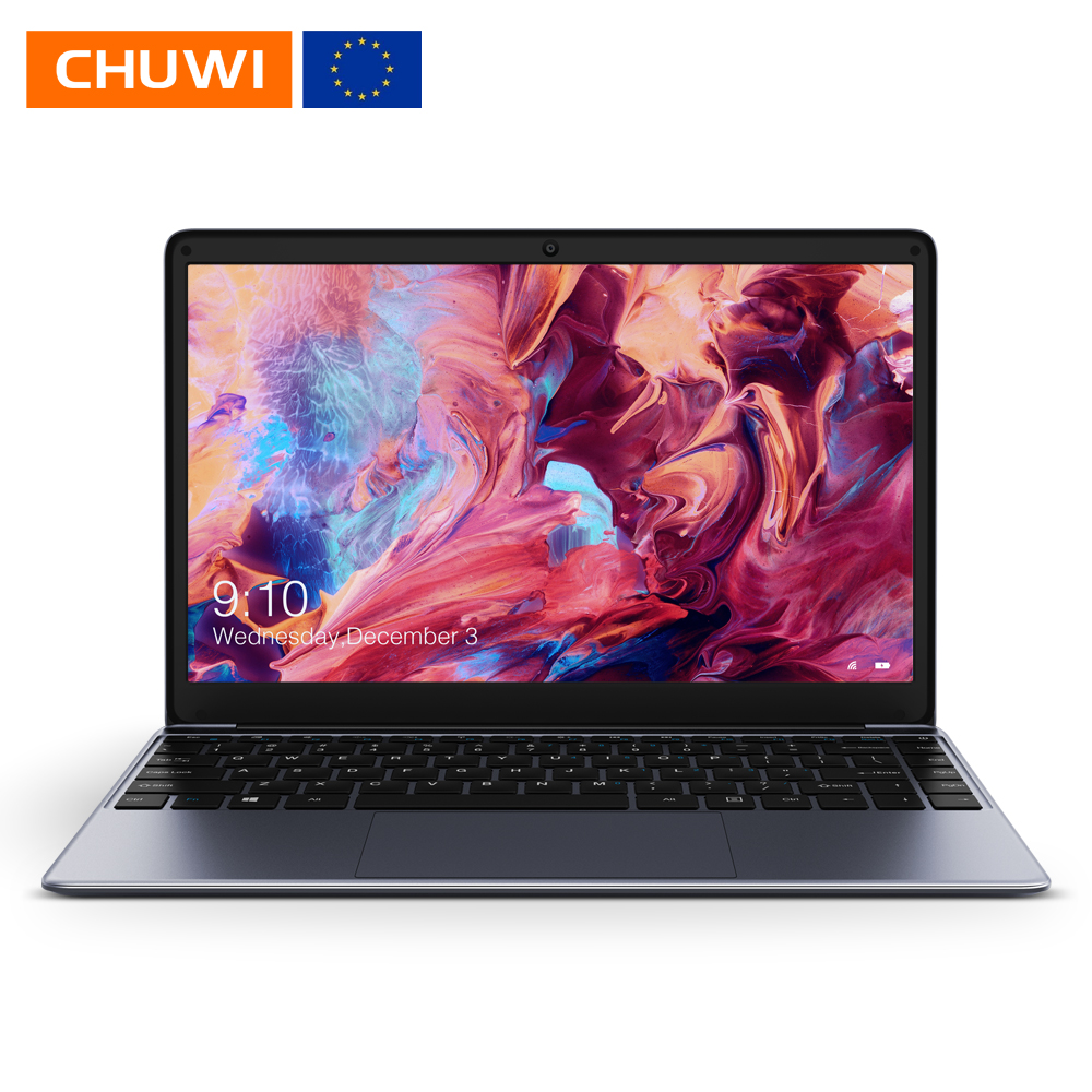 CHUWI HeroBook מחברת 14.1 אינץ Intel Quad Core 4GB RAM 64GB ROM M.2 התרחבות Windows 10 1920*1080 מחשבים ניידים title=