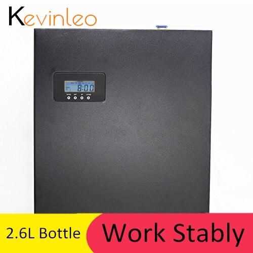 Máquina 5,000-6 do perfume do ar de 2.6l, unidade waterless 100% da fragrância do óleo essencial da área da cobertura 000m3 para o anúncio comercial dos termas do hotel casa