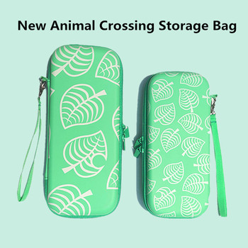 Animal Crossing New Storage Bag For Nintendo Switch Lite Hard Case NS Lite Console Carrying Portable Travel Bag Game Accessories