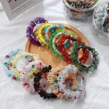 Cute Headband Hair-Accessories Baby Girl Children Cartoon 5pcs Fruit-Printing