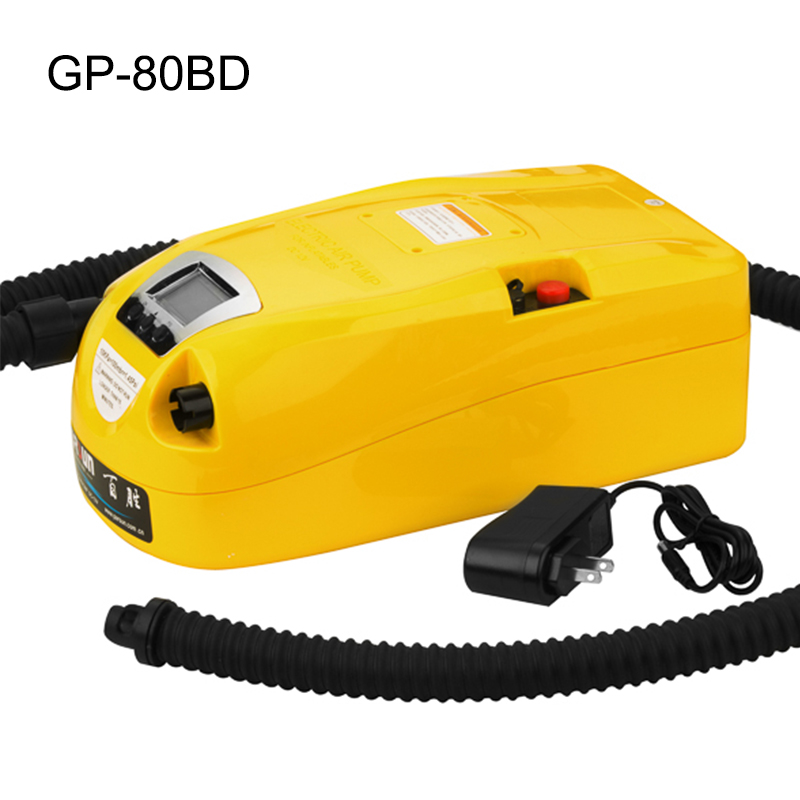 Boat Accessories High Quality Electric Air Pump Getter Pump Dual Function Inflatable Pump for Inflatable Boat Tires New