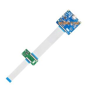Image 5 - Wisecoco rozciągnięty pręt ekran LCD Ultrawide HSD088IPW1 A00 IPS MIPI wyświetlacz HDMI płyta sterowania o wysokiej jasności do panelu samochodowego