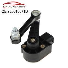 Novo sensor de nível de altura traseira esquerda e direita para audi q7 vw touareg 7l0616571d