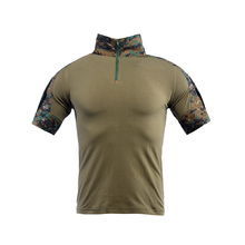 Military Mens Camouflage Tactical T Shirt Long Sleeve Brand Cotton Breathable Combat Frog shirt Men Army Training Shirts S-3XL