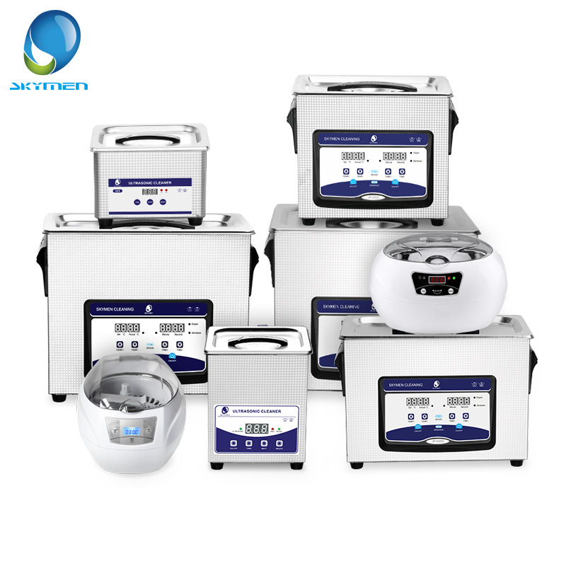 SKYMEN Ultrasonic Cleaner Glasses Bath Jewelry Metal Parts Coins Dental Razor Washing Bath PCB Board Ultrasound Cleaning Machine