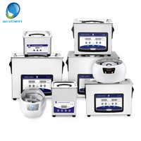 SKYMEN Ultrasonic Cleaner Glasses Bath Jewelry Metal Parts Coins Dental Razor Washing Bath PCB board Ultrasound Cleaning Machine
