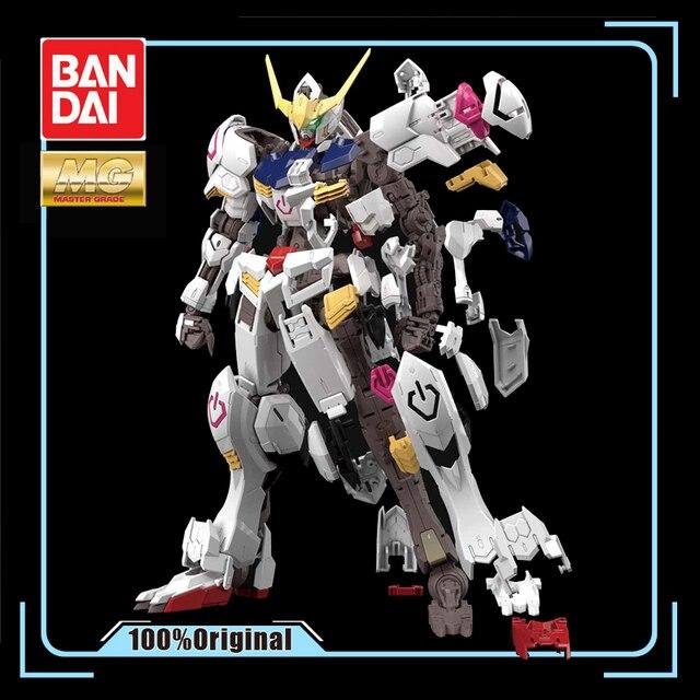 BANDAI MG 1/100 ASW G 08 Gundam Barbatos Fourth Type Mobile Suit Gundam IRON BLOODED ORPHANS Action Toy Figures