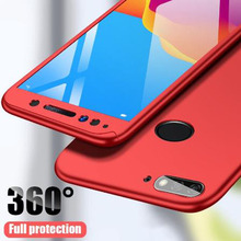 360 Full Cover Phone Case For Huawei Nova 2 3 4 Plus 2i 2s 3i Protective With Tempered Glass