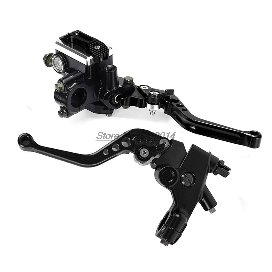 Motorcycle Clutch lever Brake for 400 Gsxf Honda Cbr 125 Accessories Yamaha Fz 16 <font><b>Xtz</b></font> <font><b>250</b></font> Yamaha Mt 03 Accessories Mbk Nitro image