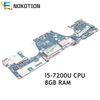 NOKOTION 5B20N67805 CIZY3 LA-E551P para Lenovo Yoga 720 720-13IBK 13,3 portátil placa...