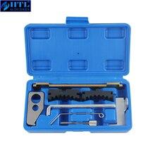 Motor Nockenwelle Spannen Locking Alignment Timing Tool Kit für Chevrolet Opel Alfa Romeo 16V 1,6 1,8 (8 stücke)