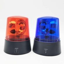 Cup-Lamp Flashing-Light Led-Beacon Strobe Car Truck Disco DJ Rotatable Party