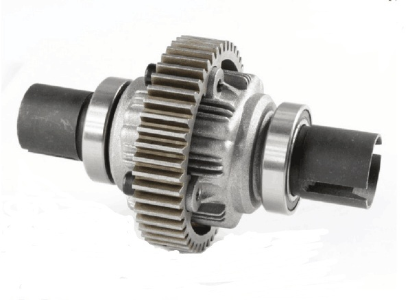 Alloy Complete Differential Diff Gear Assembled Set for 1/5 HPI Baja 5b Ss 5t 5sc Rovan King Motor