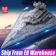 Пресс-форма для King 13135 здание Мпц блоки ISD Monarch модель эсминца Соберите Кирпичи Детские обучающие игрушки