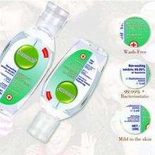 Portable Antibacterial Hand Sanitizer Disposable Disinfectant Gel 75% Bacteriostatic Gel Hand Sanitizer Wipe Out Bacteria 50ml kiehl s 75 50ml