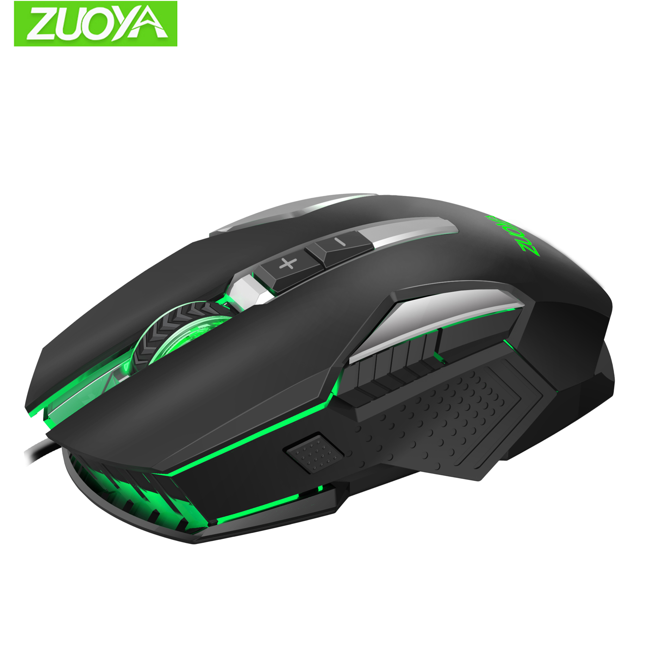 Wired Gaming Mouse Professional  Gamer LED Backlit Optical Computer PC Laptop Mice Game Mouse USB Cable Mause